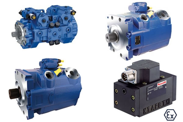 Bosch Rexroth - Hydraulic Alliance